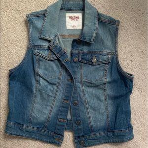 Pre own Jean vest